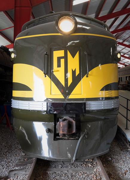1939 General Motors  Electro-Motive FTA