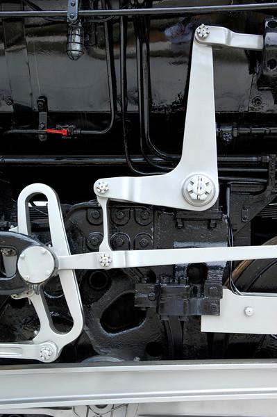 "Omaha, Nebraska 2007. Union Pacific ""Big Boy"" locomotive."
