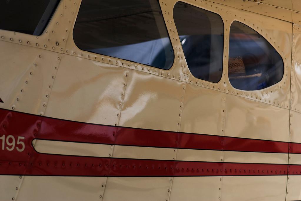 """1949 Cessna 195 """"Business Liner"""""""