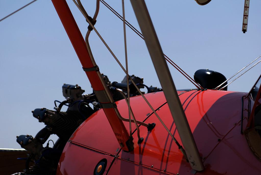 """Boeing-Stearman N2S-5 """"Stearman"""" (Kaydet)"""