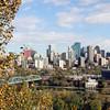 Downtown Edmonton - Fall