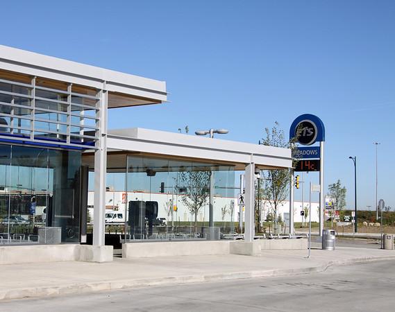 Meadows Bus Depot