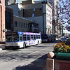 Bus on Jasper Avenue