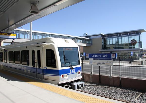 Century Park LRT Station