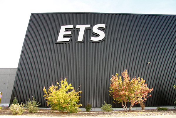 Centennial Garage ETS Sign