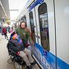 Wheelchair LRT access