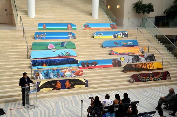 South LRT Aboriginal Art