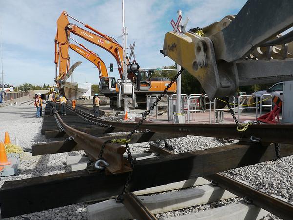SLRT Construction