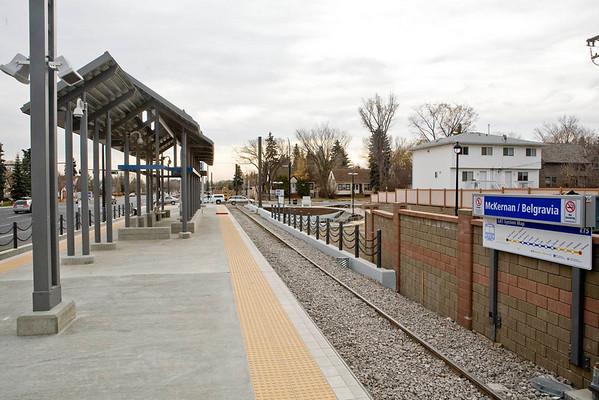 McKernan Belgravia Station