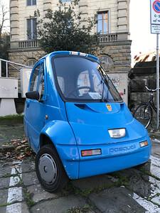 Pasquali Riscio Electric Car