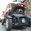Renault Twizy  - Electric City Car