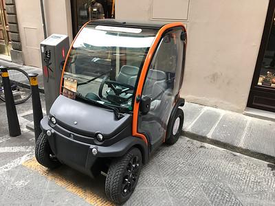 Estrima Birò Electric Car