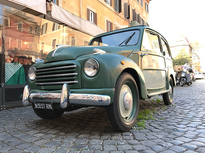 Fiat 500 Station Wagon 1953