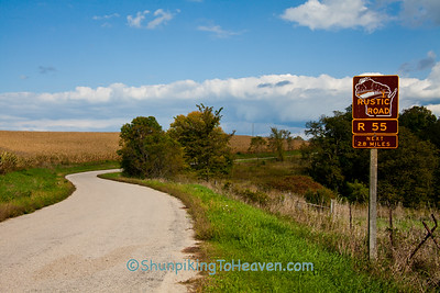 Rustic Road 55, Vernon County, Wisconsin