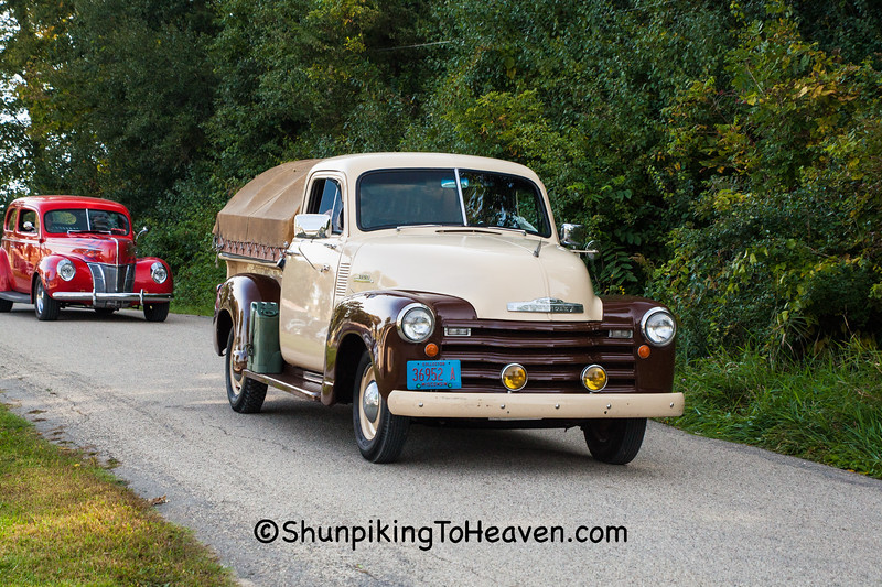 2017 Hill & Valley Antique Auto Show, Cross Plains, Wisconsin