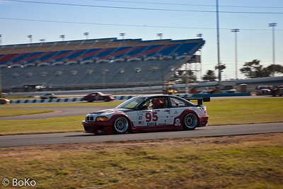 Historic Racing at Daytona Speedway 2005 - BMW M3 V8