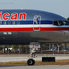 American Airlines, Boeing 757-223 at KMIA (N694AN)