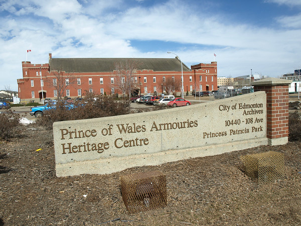 Prince of Wales Armouries