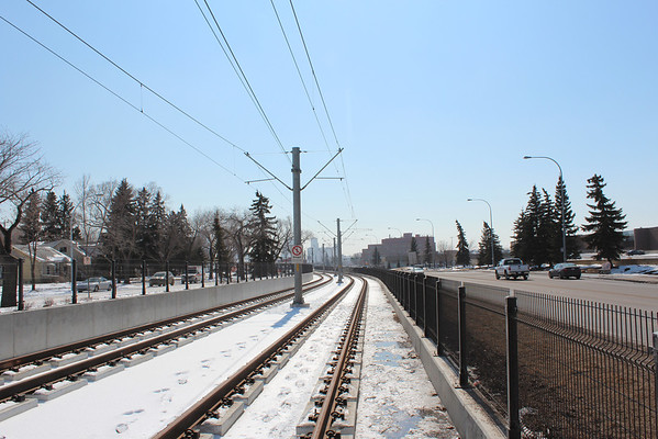 106 Street tracks