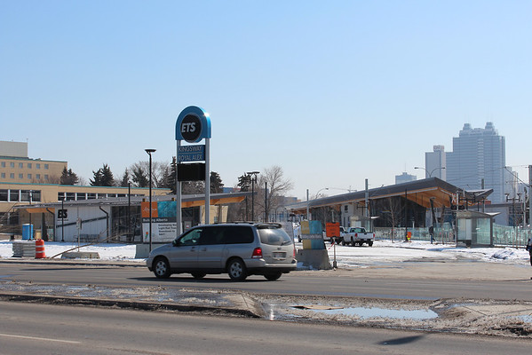 Kingsway/Royal Alex LRT Station and Transit Centre