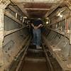 Inspecting LRT Tunnel