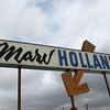 Marv Holland sign