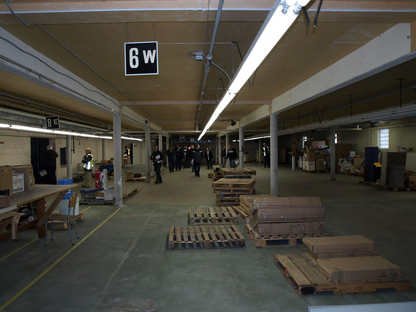Old Warehouse space