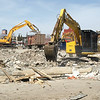 Demolition on Kingsway Avenue Demolition on Kingsway Avenue