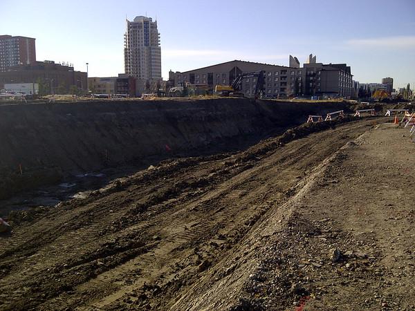 105 Avenue Construction