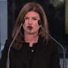 Minister of Public Works and Government Services Canada Rona Ambrose<br /> <br /> North LRT Tunnel Breakthrough Event, November 16, 2012