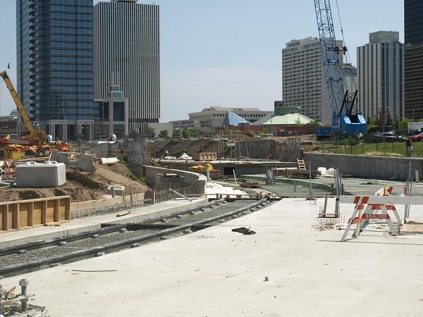 Grant MacEwan Station Construction 1