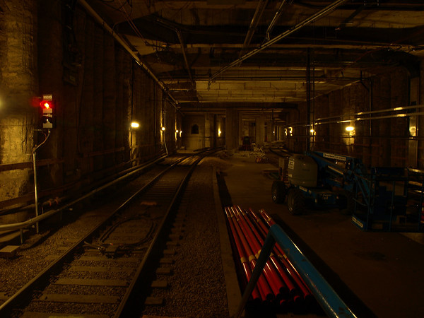 Churchill LRT Tunnel