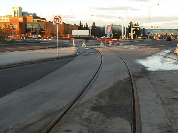 106 Street/ Princess Elizabeth Avenue crossing