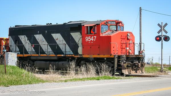 GP40-2LW (CN 9547)