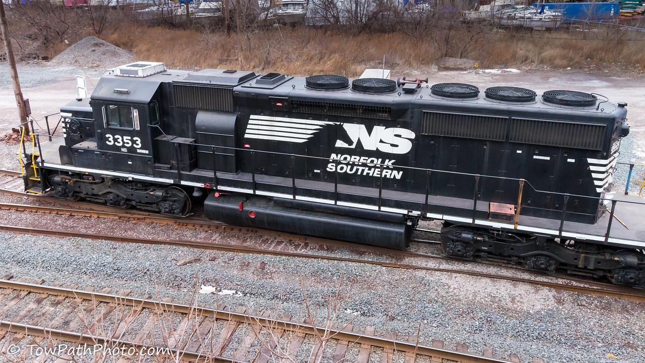SD40-2 (NS 3353)