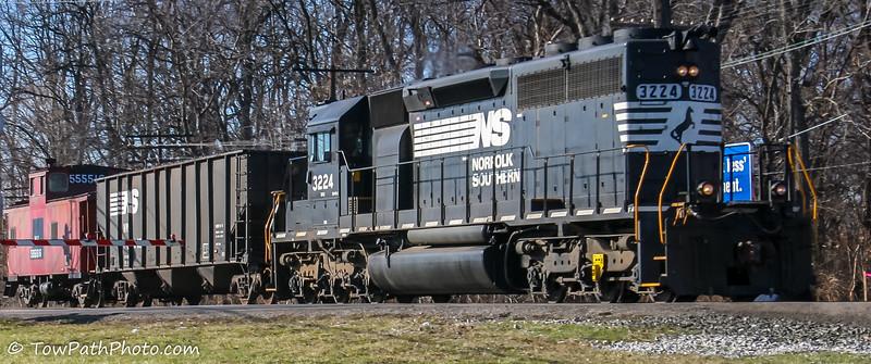 SD40-2 (NS 3224)