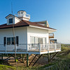 """""""Katie's Light,""""  a replica of the famous Thomas Point Lighthouse"""