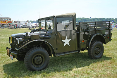 WWII Army Truck
