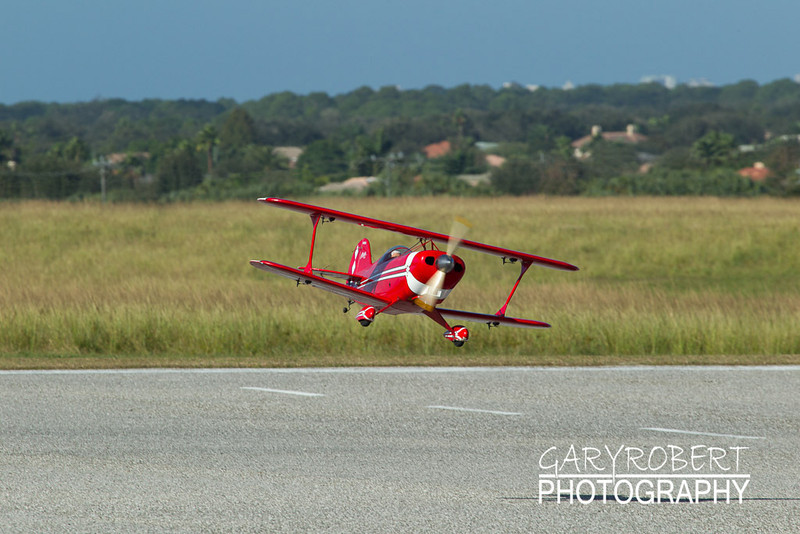 Model Plane at the 2011 Corvin Miller US Scale Masters