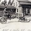 Albert Palmer, Belltown, 1925 Motor Bob. (Photo ID: 30495)