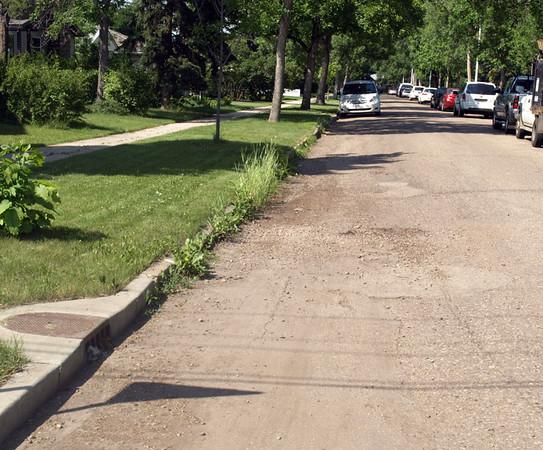 104 Avenue & 143 Street - Before