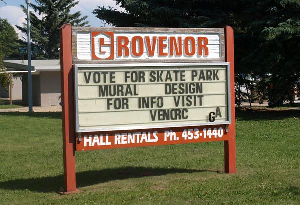 Grovenor Community League