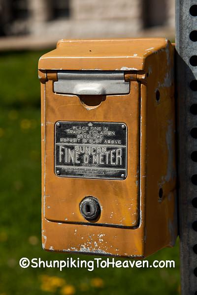 Duncan Fine-O-Meter Box, Robinson, Illinois