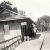 Atwaters railroad station. (Photo ID: 28063)