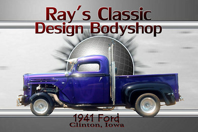 Ray's Classic Design Bodyshop