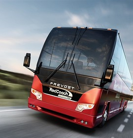 RedCoach Offers Free Tickets For Jaxson Readers