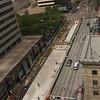 Jasper Avenue Aerial View