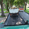 83 Avenue and 109 Street, Asphalt Paving