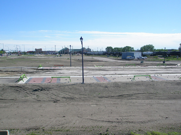 Future Dwyer Square (June 2010)