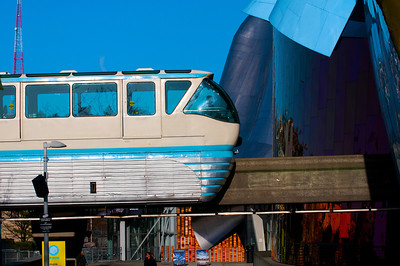 CAPTION: Monorail LOCATION:Seattle, Washington DATE: 1-23-12 NOTES: HEADING: